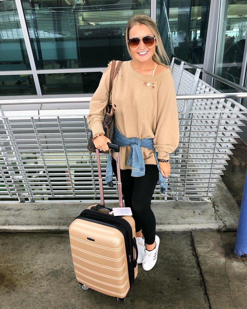 Target Travel Luggage!